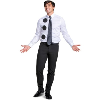 The Office Jim 3-Hole Punch Adult Costume Kit