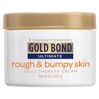gold bond ultimate rough and bumpy skin