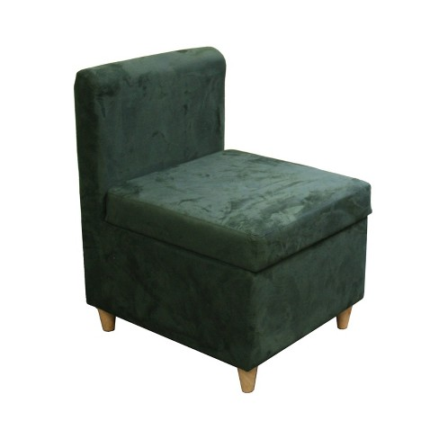 Accent Chair with Storage - Ore International - image 1 of 2