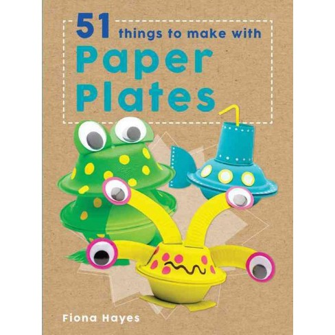 51 Things To Make With Paper Plates Super Crafts By Fiona Hayes