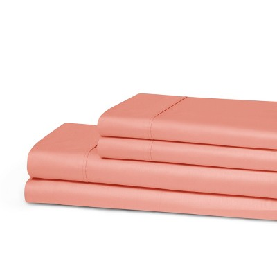 Antimicrobial Cotton Soft Deep Pocket Sheet Set - Blue Nile Mills