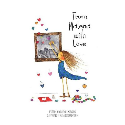 From Malena with Love - (Gnat & Corky) by  Courtney Kotloski (Paperback) - image 1 of 1