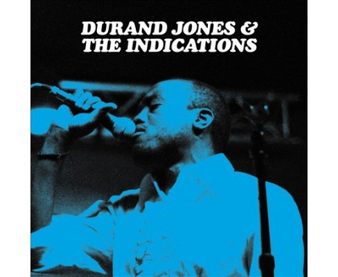 Durand Jones - Durand Jones & The Indications (CD) - image 1 of 1