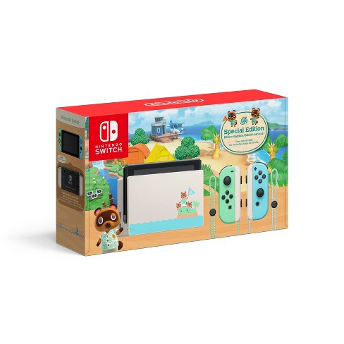 Nintendo Switch Animal Crossing: New Horizons Edition - image 1 of 4
