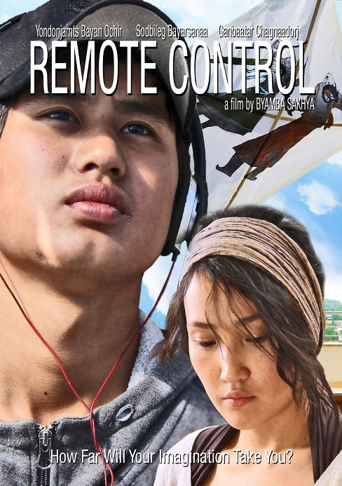 Remote control (DVD) - image 1 of 1
