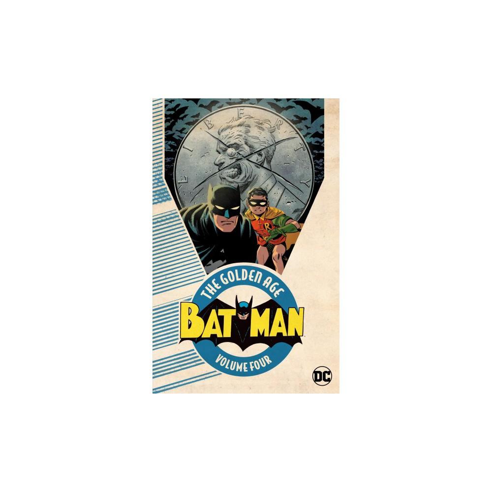Batman the Golden Age 4 - (Paperback)