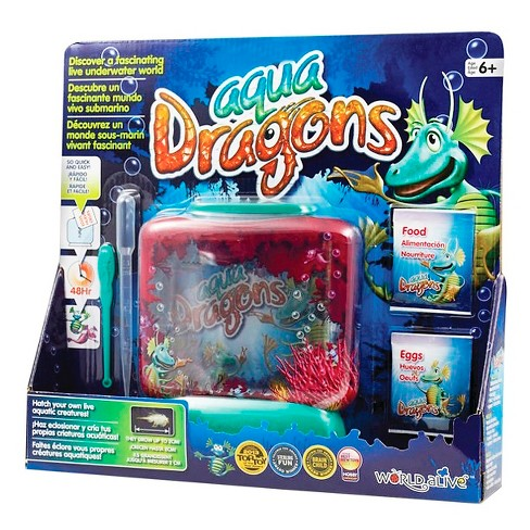 Aqua Dragons Underwater World Kit - image 1 of 1