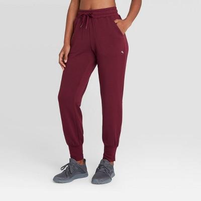 Women's Mid-Rise Cozy Jogger Pants - JoyLab™