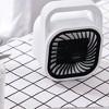 Geek Heat HA31-05E 500 Watt Mini Personal Portable Ceramic Fan Space Heater, White - image 4 of 4