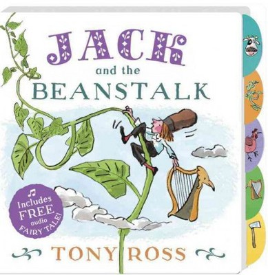Jack And The Beanstalk Hardcover Tony Ross Target