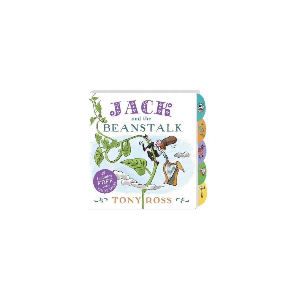 Jack and the Beanstalk (Hardcover) (Tony Ross)