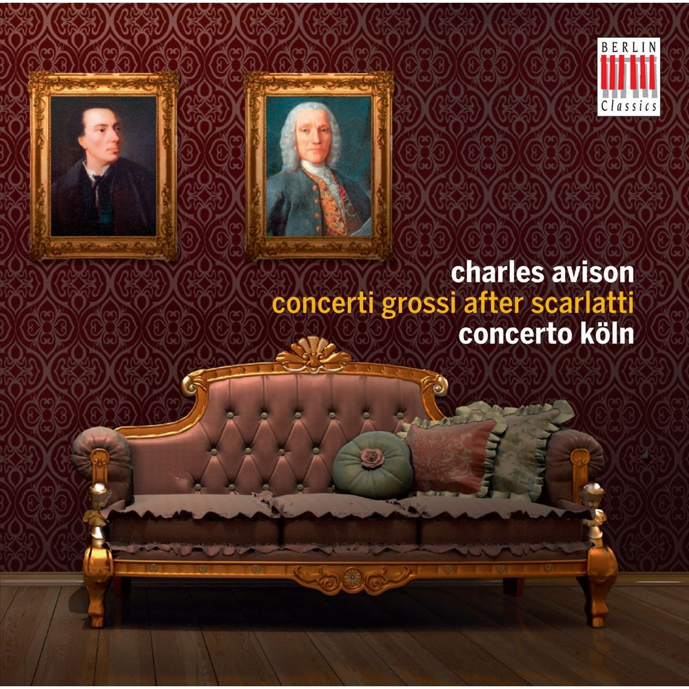 Concerto Koln - Avison:Concerti Gross After Scarlatti (CD)