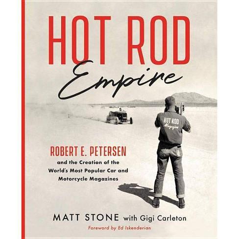 Hot Rod Empire - by  Matt Stone (Hardcover) - image 1 of 1