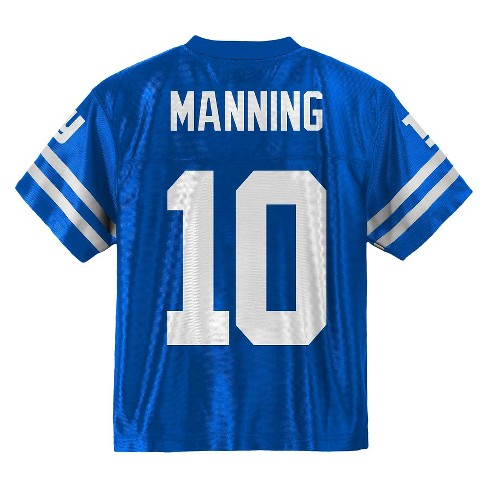 info for 89798 49975 New York Giants Boys' Eli Manning Jersey XL