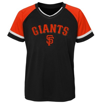 MLB San Francisco Giants Boys' Pullover Jersey