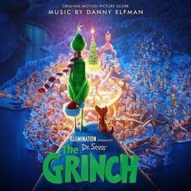 Danny Elfman - Dr Seuss's Grinch (OST) (CD)
