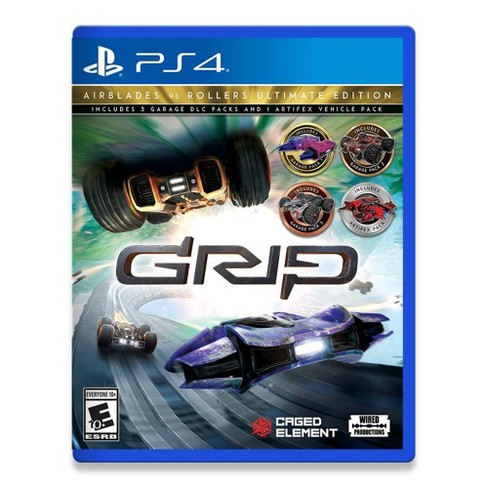 GRIP: Combat Racing - Rollers vs AirBlades Ultimate Edition - PlayStation 4 - image 1 of 4
