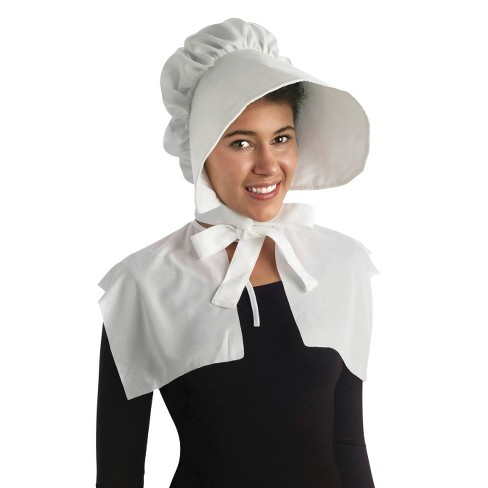 Women's Bonnet White - image 1 of 1