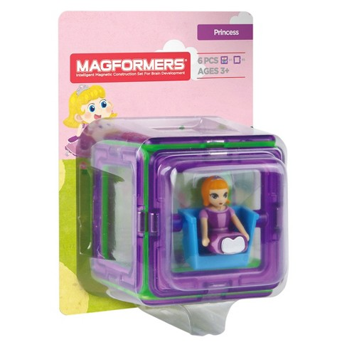 Magformers Figure Plus Princess Set - 6pc - image 1 of 2