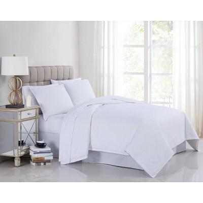 Charisma 400TC Percale Cotton Duvet Set