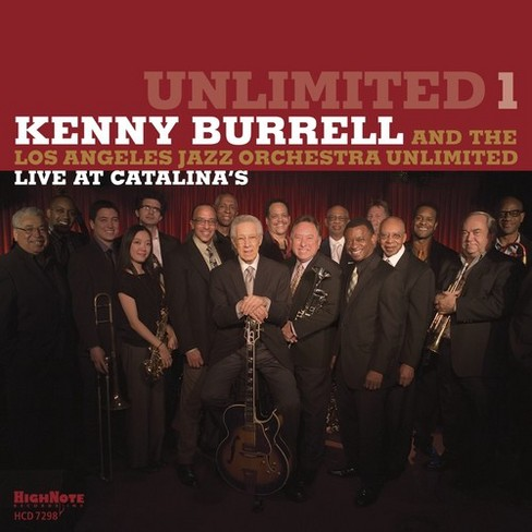 Kenny Burrell - Unlimited 1 (CD) - image 1 of 1