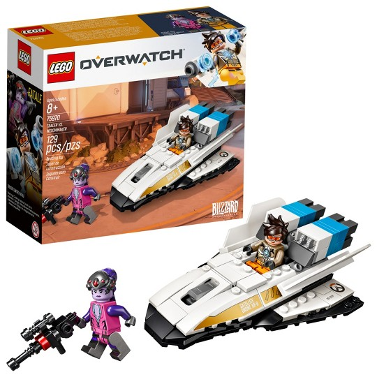 LEGO Overwatch Tracer vs. Widowmaker 75970 image number null