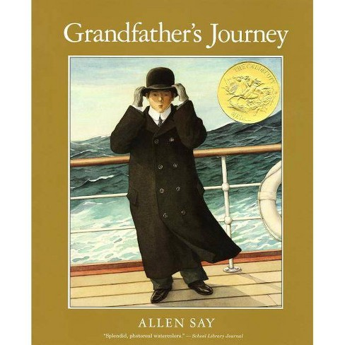 Grandfather's Journey - by  Allen Say (Paperback) - image 1 of 1