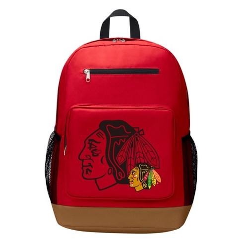 NHL Chicago Blackhawks PlayMaker Backpack - image 1 of 1