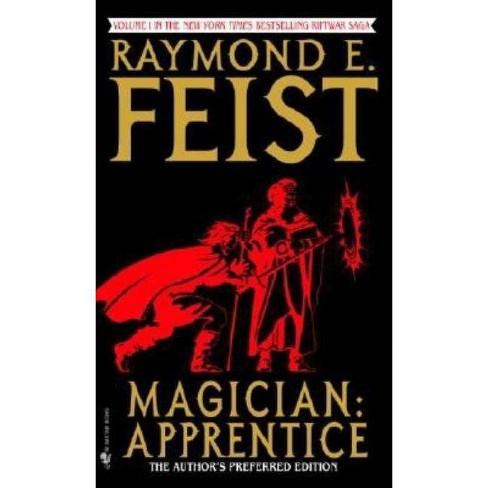 Magician: Apprentice - (Riftwar Saga) by  Raymond E Feist (Paperback) - image 1 of 1