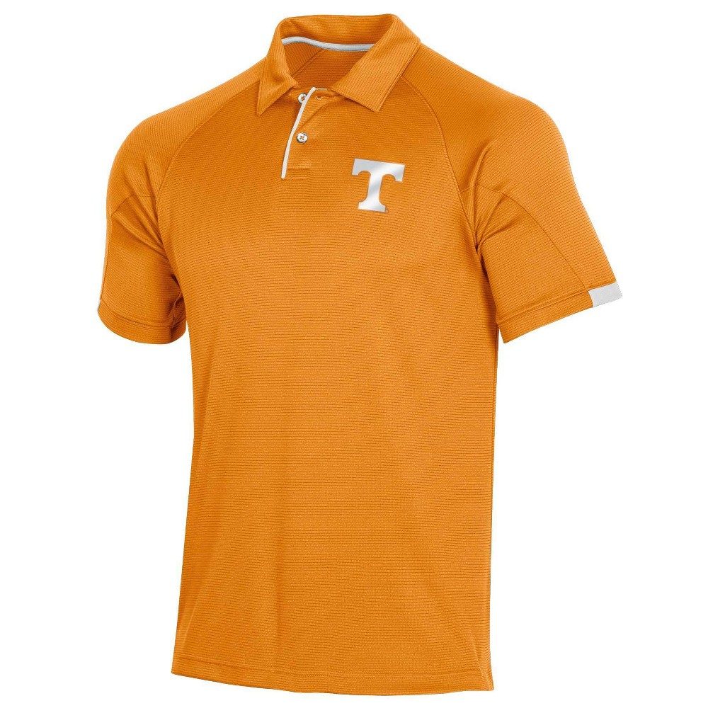 NCAA Tennessee Volunteers Mens Short Sleeved Polo Shirt - L