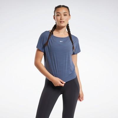 Reebok ACTIVCHILL Boxy Tee Womens Athletic T-Shirts
