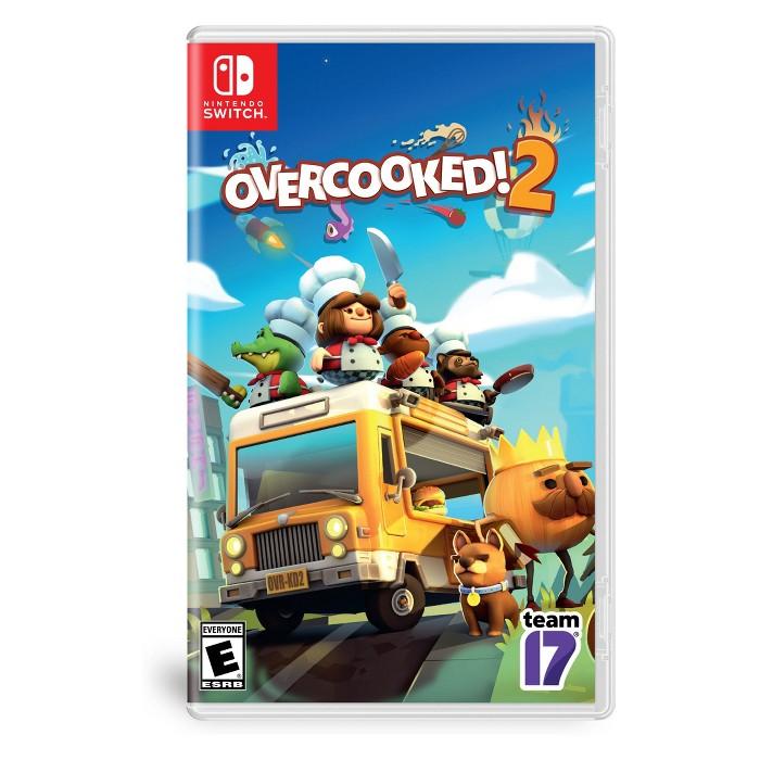 Overcooked! 2 - Nintendo Switch - image 1 of 12
