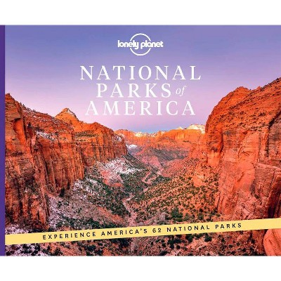 National Parks of America - 2nd Edition by  Lonely Planet (Hardcover)