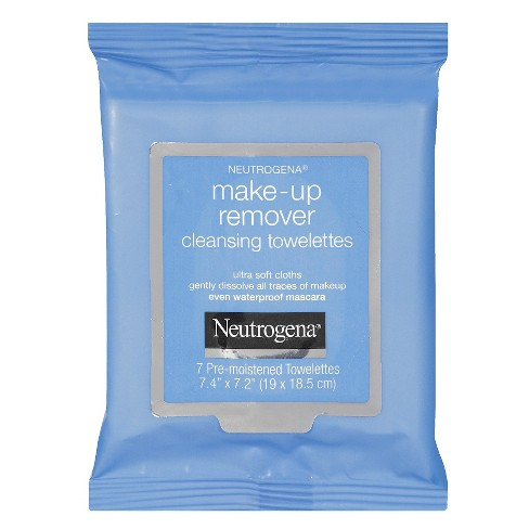 Neutrogena Make-Up Remover Cleansing Towelettes - 7ct - image 1 of 1