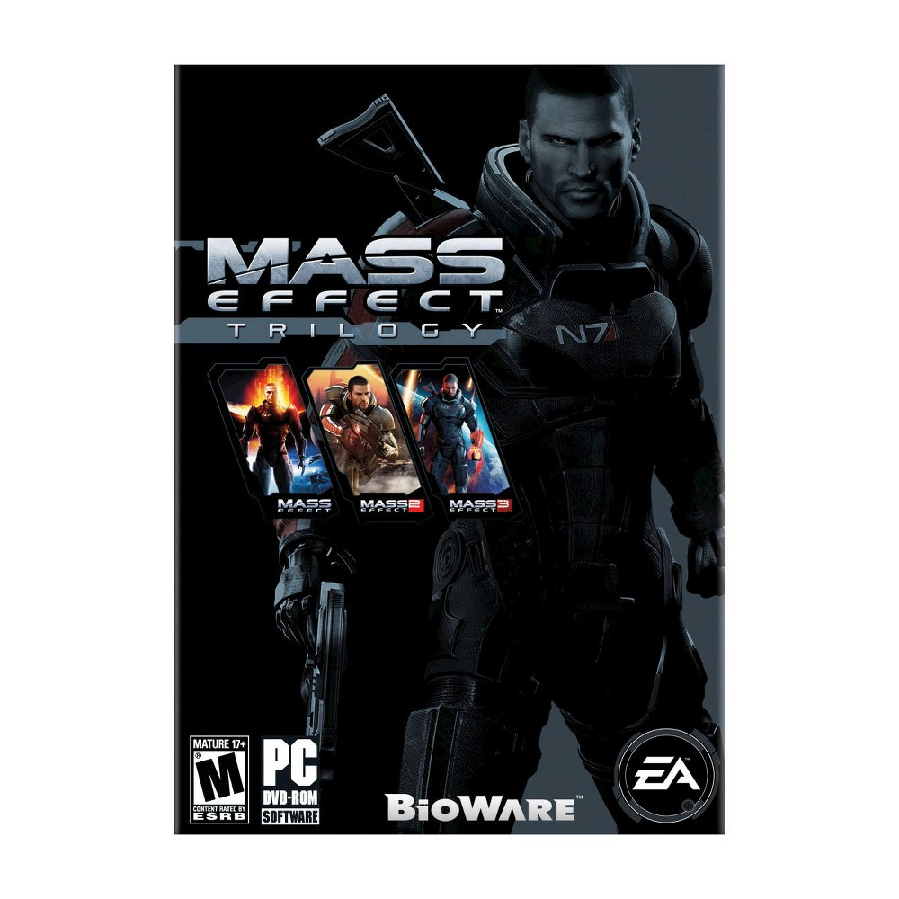 Mass Effect: Trilogy - PC Game (Digital)