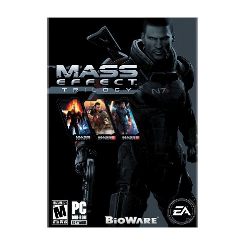 Mass Effect: Triology - PC Game - image 1 of 1
