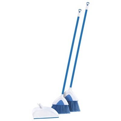 Clorox Broom & Dustpan Combo - 3pk