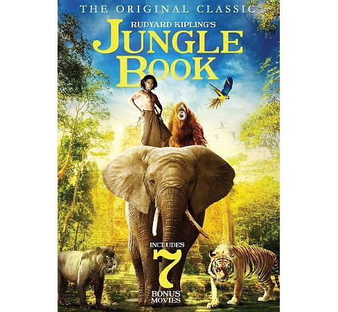 Jungle Book (DVD) - image 1 of 1