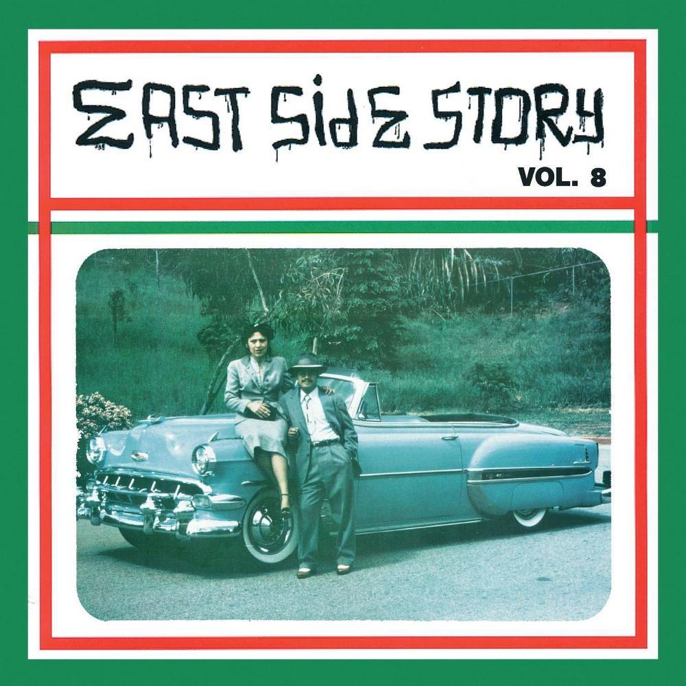 Various East Side Story Vol 8 Vinyl