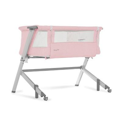 Dream On Me Skylar Bassinet and Bedside Sleeper - Pink