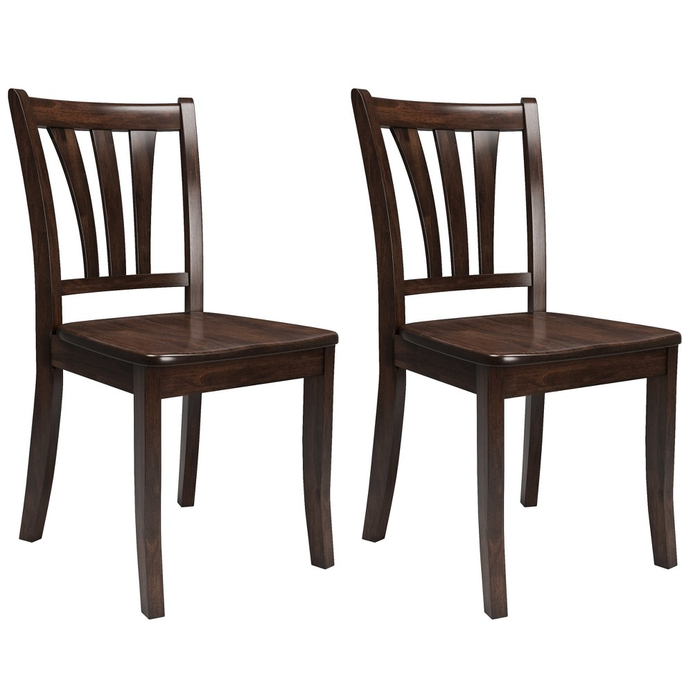 Set of 2 Dining Chairs CorLiving