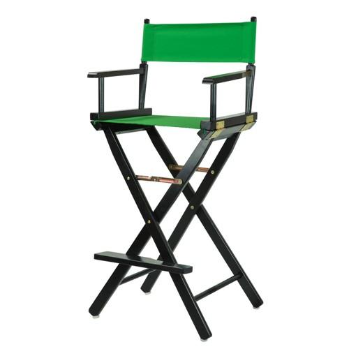 Bar Height Director's Chair - Green