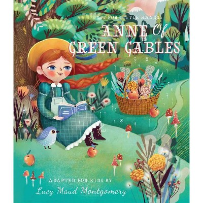 Lit for Little Hands: Anne of Green Gables, 5 - (Board Book)