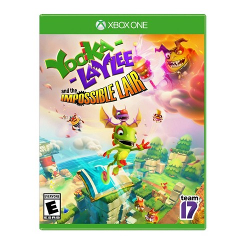Yooka-Laylee: and the Impossible Lair - Xbox One - image 1 of 4