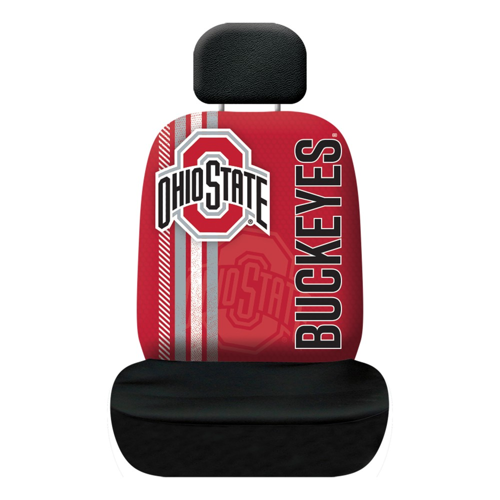 NCAA Ohio State Buckeyes Rally Seat Cover