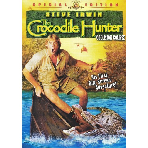 Crocodile Hunter: Collision Course (WS Special Edition) (dvd_video) - image 1 of 1