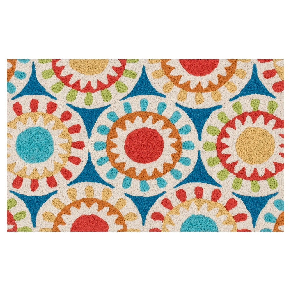 Loloi Angelou Accent Rug - Blue (1'8