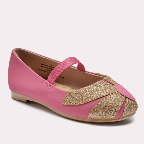 Toddler Girls  Margarette Ballet Flats - Cat   Jack™ Pink   Target bb301f4d0