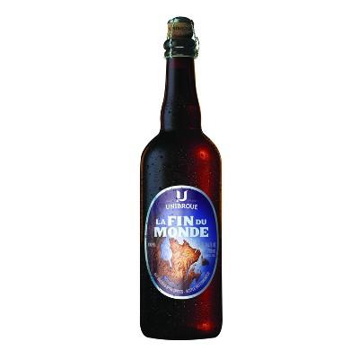 Unibroue La Fin Du Monde Beer - 750ml Bottle