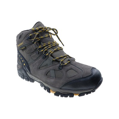 Bearpaw Men's Brock Wide Apparel Hiking Shoes | Taupe | Brown | Size 10.0